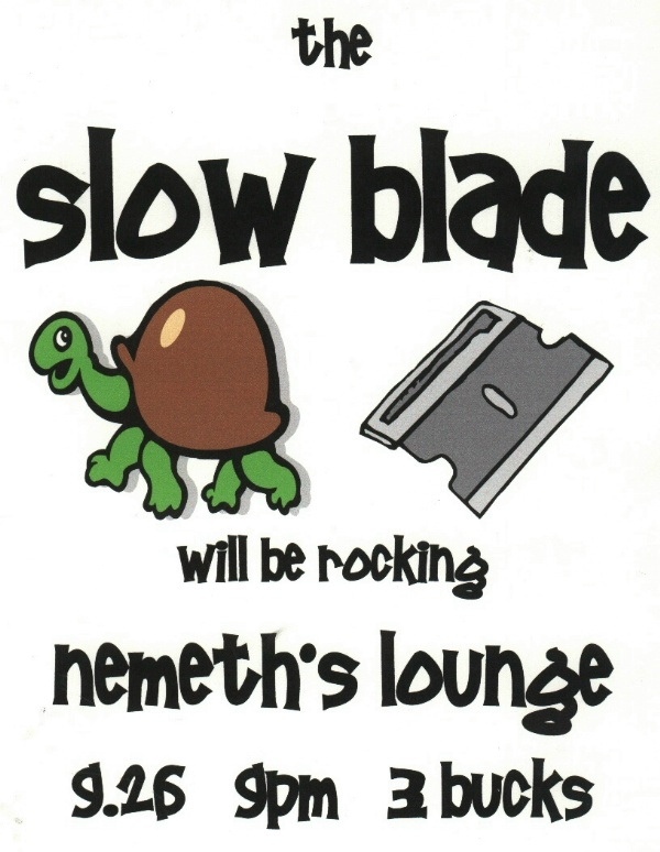 Slow Blade 09/26/07